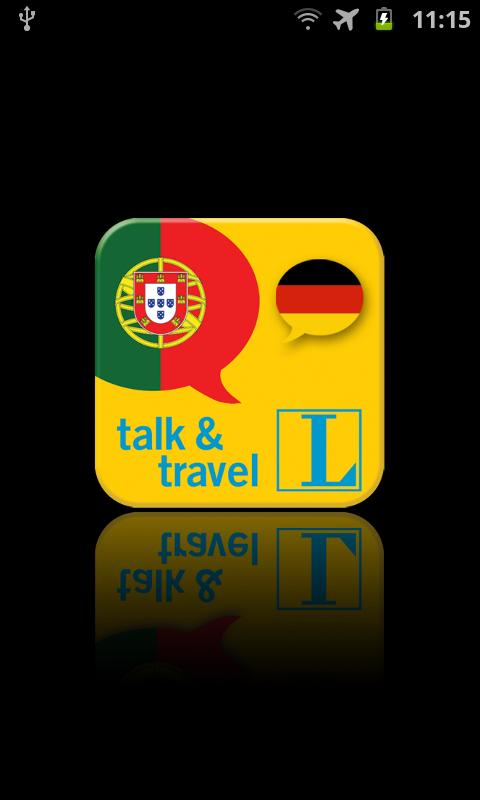 Portugiesisch talk&travel - screenshot