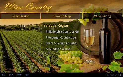 Wine Country - screenshot thumbnail