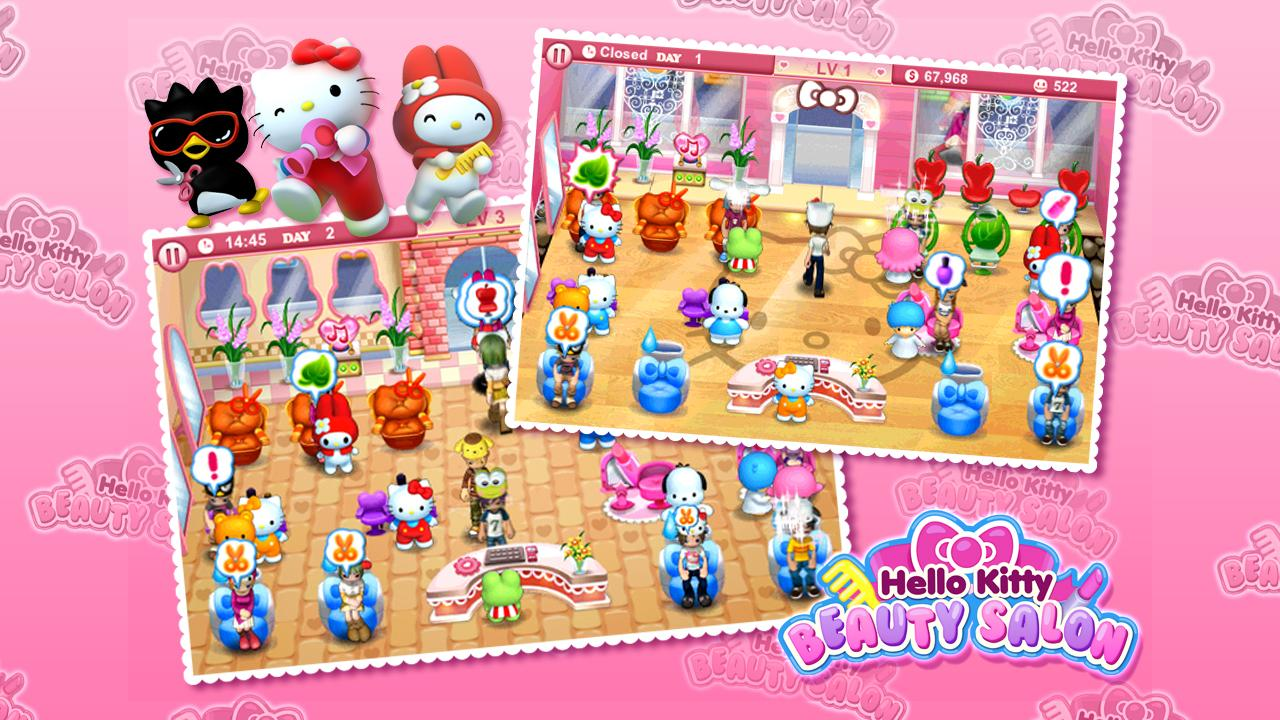 Uncategorized Hello Kitty Game hello kitty beauty salon android apps on google play screenshot