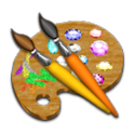 Paint Brush: Paint Doodle Play icon