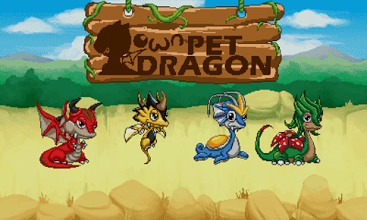 Own Pet Dragon