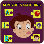 Play with Alphabets and Bheem