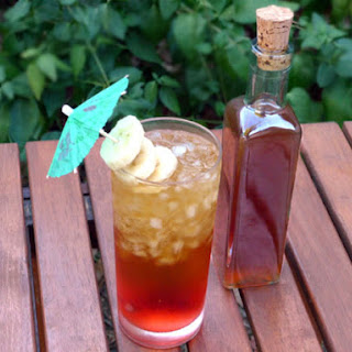Banana Liqueur Drinks Rum Recipes.