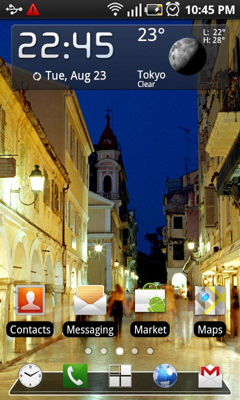 LiveHome- screenshot