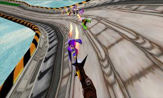 Screenshot of LevitOn Speed Racing HD