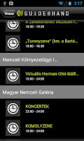 Screenshot of MUZEJ EVENT@HAND