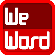 WeWord is a word puzzle!