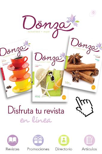 Revista Dönza Revista Donza