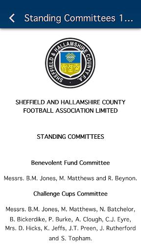 Sheffield Hallamshire CFA
