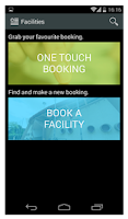 Screenshot of ActiveSG