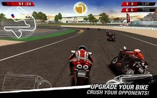 Screenshot of Ducati Challenge