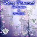 Mary Diamonds Live logo