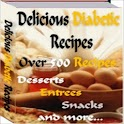 500 Tasty Diabetic Recipes logo
