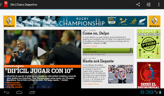 Neonews Chile- screenshot thumbnail