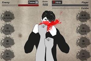 Screenshot of Wing Chun Fighter