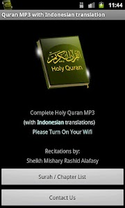 Quran MP3 With Indonesian v2.1.5