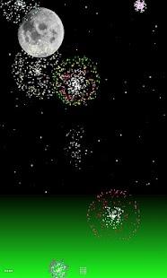 fireworks live wallpaper screenshot