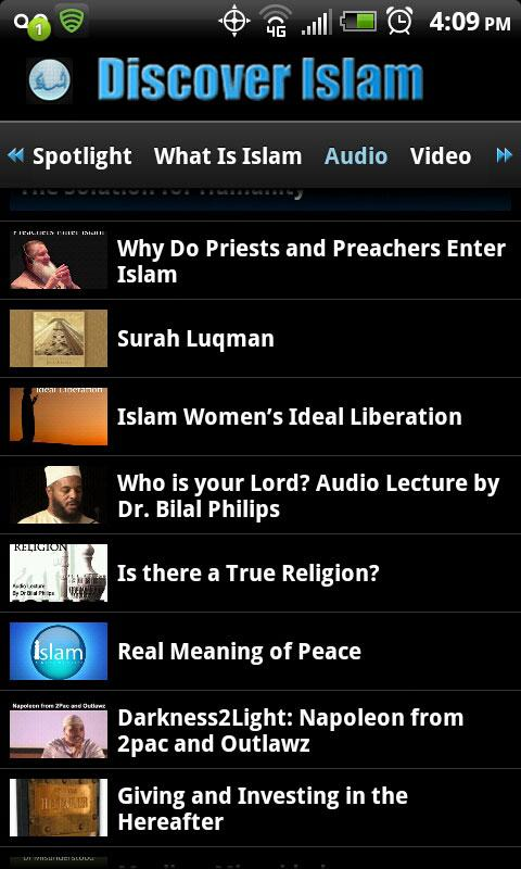 Discover Islam- screenshot
