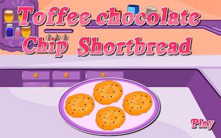 Cooking Game-Choco Shortbread 8.0.1 screenshot 1738078