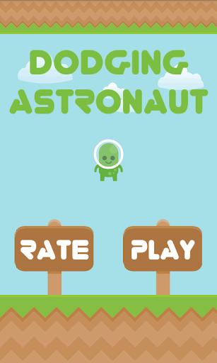 Dodging Astronaut