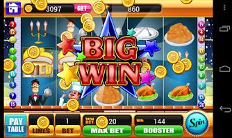 Screenshot of Happy Kitchen Slot Machine