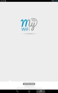 MyWiFi- screenshot thumbnail