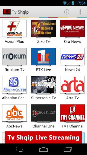 Tv Shqip Live - Albanian Tv