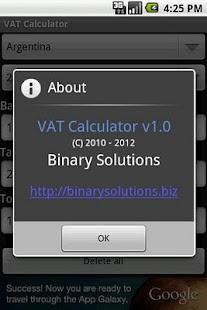 玩商業App|VAT Calculator免費|APP試玩