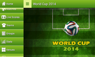 Screenshot of World Cup: Brazil 2014