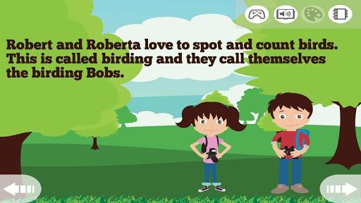 Birding Bobs' Backyard