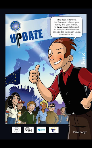 UPDATE Stripboek