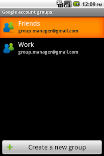 GroupManager Ad Free- screenshot thumbnail