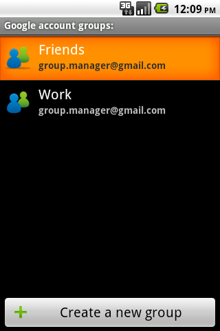GroupManager Ad Free- screenshot
