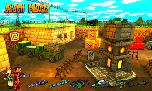 Block Force - Cops N Robbers Screenshot