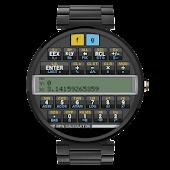 RPN Calculator for Wear