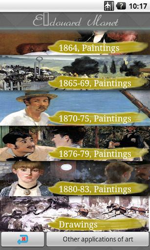 Édouard Manet Art Wallpapers