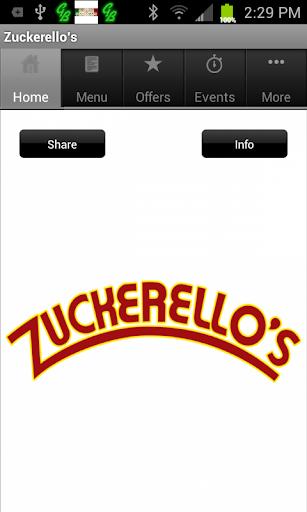 【免費商業App】Zuckerello's-APP點子