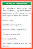 Screenshot of English Grammar Basic
