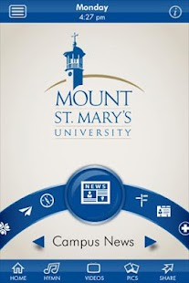 Mount St. Mary's University- screenshot thumbnail