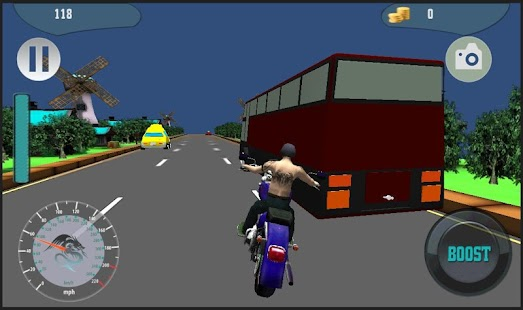 Gang Bike Rider- screenshot thumbnail