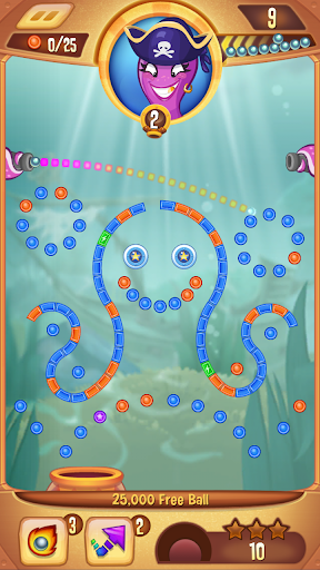 Peggle Blast  gameplay | by HackJr.Pw 9