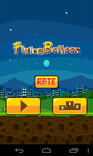 Fantasy Flying Balloon