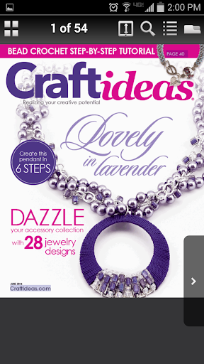 Crafts Beautiful Magazine | Arts and Craft Ideas | Hobby Crafting