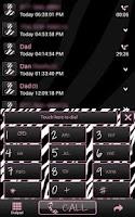Screenshot of Complete Pink Zebra Theme