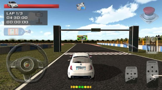 Grand Race Simulator 3D- screenshot thumbnail