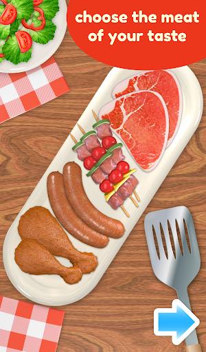 BBQ Grill Maker - Cooking Game  screenshots 14