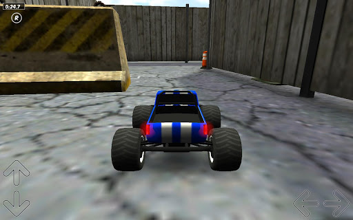 Toy Truck Rally 3D screenshot