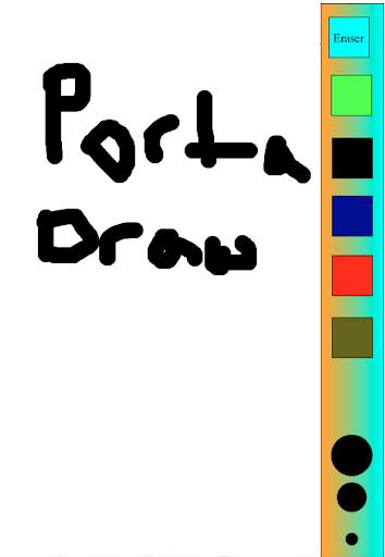 Porta-Draw
