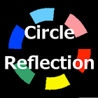 Circle Reflection icon