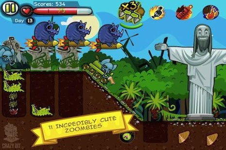 Zoombie Digger Screenshot 1